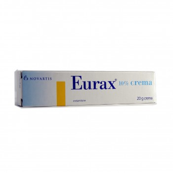 eurax crema dermatologica 20g 10%