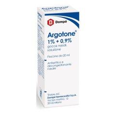 argotone gocce rinologiche 20ml