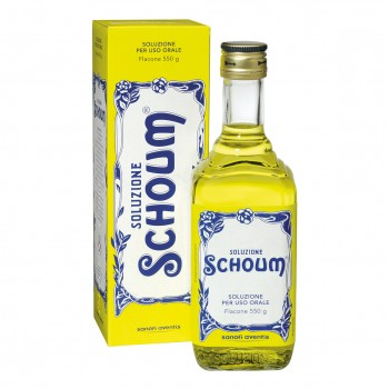 soluzione schoum flacone 550g