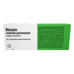 becozym dosaggio alto 20 compresse gastroresistenti
