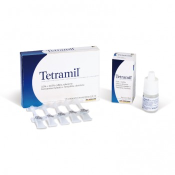 tetramil collirio flacone 10ml 0,3+0,05%