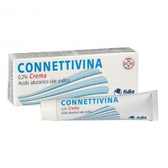 connettivina*crema 15g 0,2%
