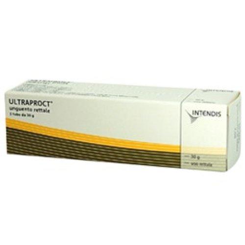 Ultraproct Unguento Rettale 30g