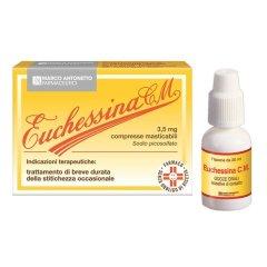 Euchessina C.M. 18 Compresse Masticabili Divisibili