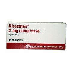dissenten 15 compresse 2 mg