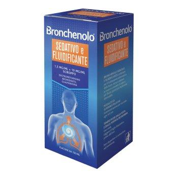 bronchenolo sedativo e fluidificante sciroppo 150 ml