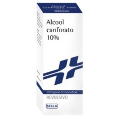 alcool canfor.10% 100g sella