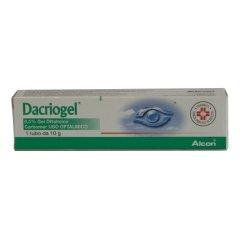 dacriogel*gel tubo 10g 0,3%