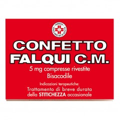 confetto falqui c.m. 20 compresse 5 mg