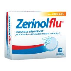 ZerinolFlu 20 Compresse Effervescenti