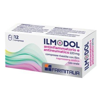 ilmodol antinfiammatorio e antireumatico 12 compresse 220 mg