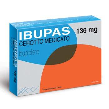 ibupas 7 cerotti 136 mg