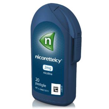 nicoretteicy 20 past.2mg