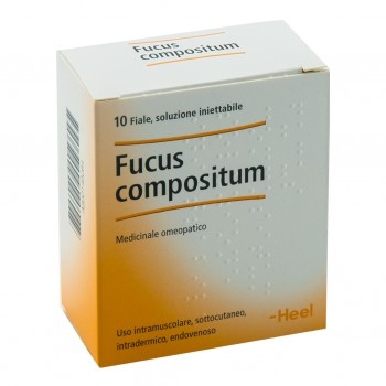 fucus comp 10f 2,2ml heel