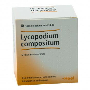 lycopodium comp 10f 2,2ml heel