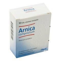 arnica comp 10f 2,2ml heel