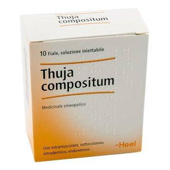 thuya comp 10f 2,2ml