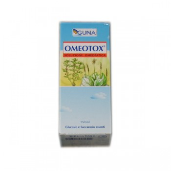 he.omeotox sol 150 ml