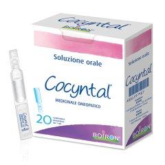 cocyntal sol orale mono20f 1ml
