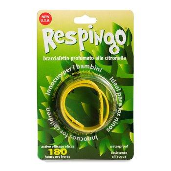 respingo anti-zanzara braccialetto profumato alla citronella