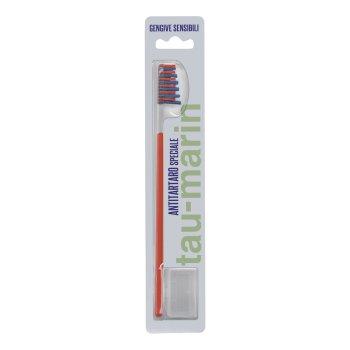 tau marin spazzolino antitartartaro gengive sensibili setole medie
