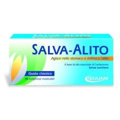 Salva Alito Giuliani 30 Compresse Masticabili