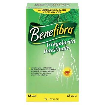 benefibra novafibra liquida 12 bustine pronte