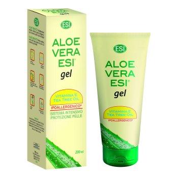aloe vera gel vitamina e tea tree oil 99,9%  200ml