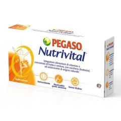 NUTRIVITAL Integratore 30 Compresse Masticabili PEGASO