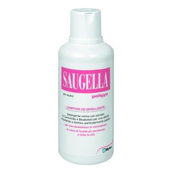 saugella poligyn ph neutro detergente intimo 500ml