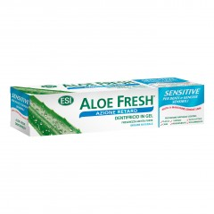 aloe fresh sensitive retard dentifricio 100 ml
