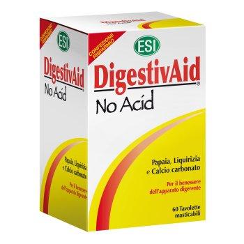 digestivaid no acid 60 tavolette