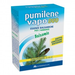 Pumilene Vapo Duo CON DIFFUSORE 2 flaconcini 40 ml