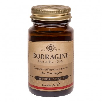 borragine one a day gla 30 perle softgel