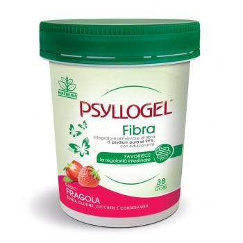 psyllogel fibra gusto fragola vaso 170g