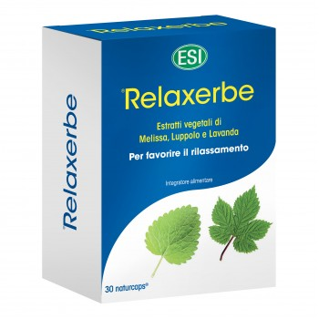 relaxerbe 30 capsule