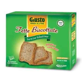 giusto fette bisc 250g s/glut