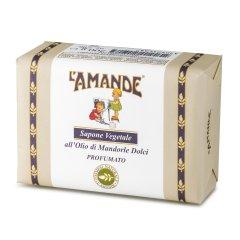 l'amande sapone vegetale all'olio di mandorle dolci 200gr