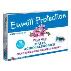 EUMILL PROTECTION GOCCE OCULARI LUBRIFICANTI 10 Flaconcini 0,5ml