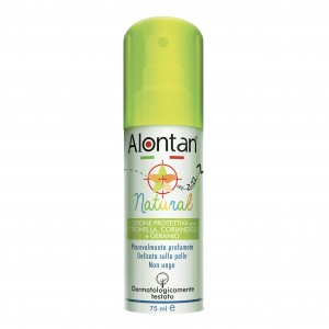 Alontan Natural Anti Zanzara Spray 75 ml