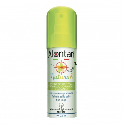 Alontan Natural Anti Zanzara Spray 75 ml