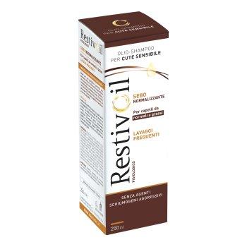 restivoil fisio sh no/gr 250ml
