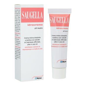 saugella idrocrema ph neutro 30 ml