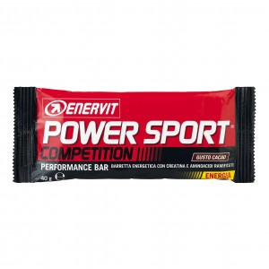 ENERVIT POWER SPORT COMPETITION BARRETTA CACAO  40g