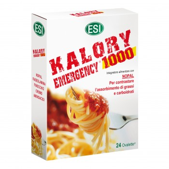 kalory emergency 1000 24 ovalette