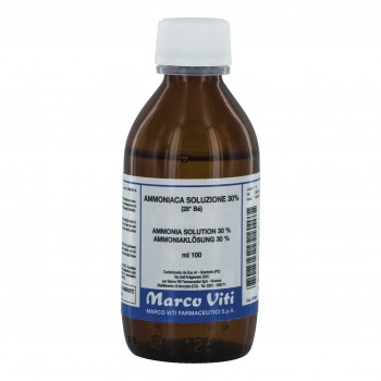 ammoniaca fu 100ml s/ast