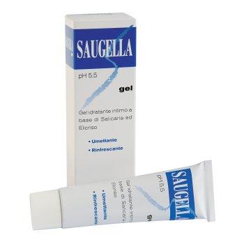 saugella gel ph 5.5 igienizzante genitali esterni 30ml