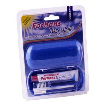 forhans spaz+dentif travel kit