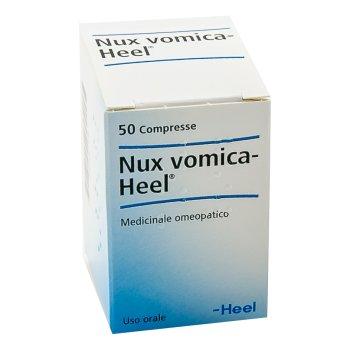 nux vomica heel 50 tavolette