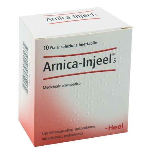 ARNICA INJ 10f.1,1ml HEEL